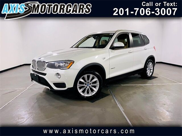 2016 BMW X3 xDrive28i Jersey City NJ