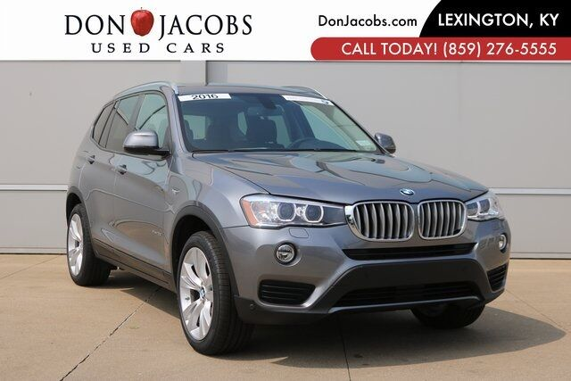 2016 BMW X3 xDrive28i Lexington KY