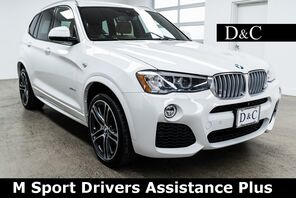 2016_BMW_X3_xDrive28i M Sport Drivers Assistance Plus_ Portland OR
