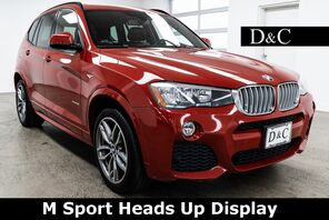 2016_BMW_X3_xDrive28i M Sport Heads Up Display_ Portland OR