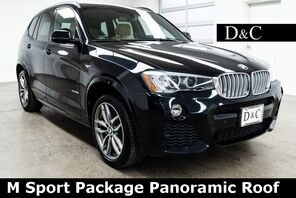 2016_BMW_X3_xDrive28i M Sport Package Panoramic Roof_ Portland OR