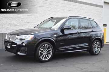 2016_BMW_X3_xDrive28i M Sport_ Willow Grove PA