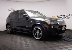 2016_BMW_X3_xDrive28i M Sport,Pano,Hud,Navigation,Camera_ Houston TX