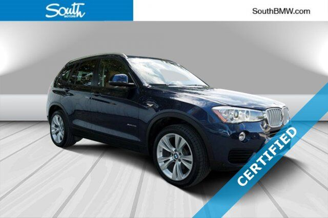 2016 BMW X3 xDrive28i Miami FL