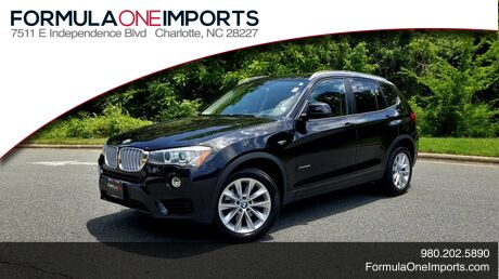 2016 BMW X3 xDrive28i / PREM / TECH / COLD WEATHER / DRIVER ASSIST Charlotte NC