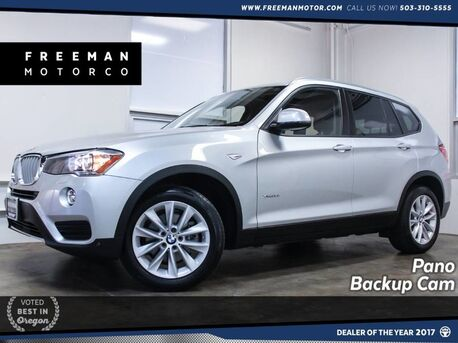 2016_BMW_X3_xDrive28i Pano Backup Cam 19K Miles_ Portland OR