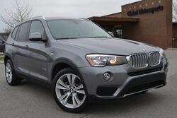 BMW X3 xDrive28i/Premium Pkg/Driver Assist Pkg/PDC/Navigation/Heated Seats/Pwr Liftgate/Comfort Access Keyless Entry/Bluetooth Connection 2016