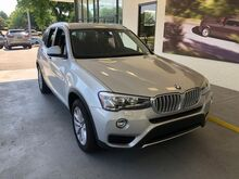 2016_BMW_X3_xDrive28i_ Raleigh NC