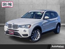 2016_BMW_X3_xDrive28i_ Roseville CA