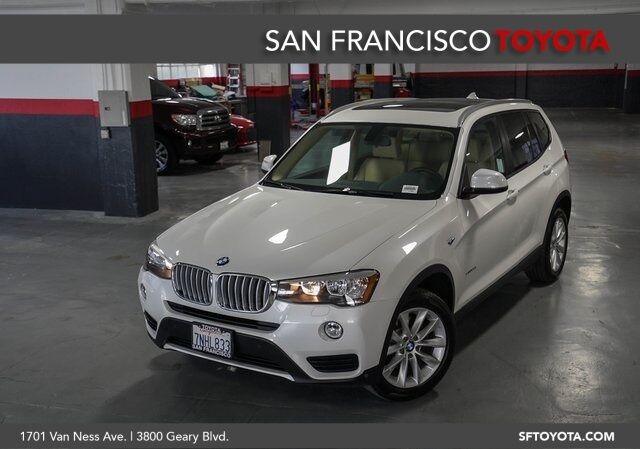 2016 BMW X3 xDrive28i San Francisco CA