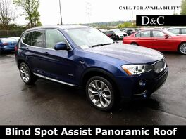 2016_BMW_X3_xDrive28i xLine Blind Spot Assist Panoramic Roof_ Portland OR
