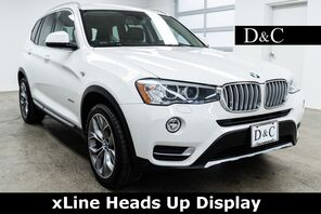 2016_BMW_X3_xDrive28i xLine Heads Up Display_ Portland OR