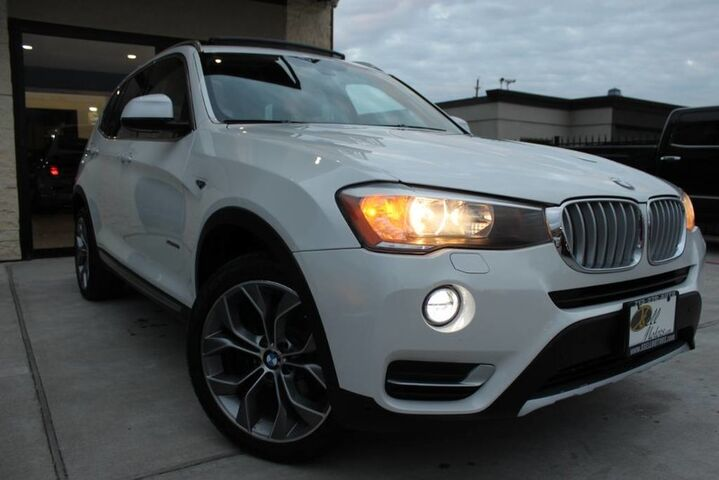 2016 BMW X3 xDrive28i,Pano,Navi,Camera, Head Up Display,$51,875 Sticker!!! Houston TX