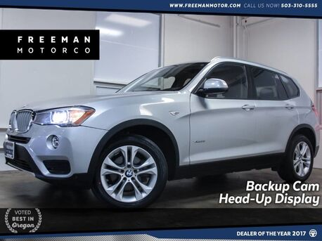 2016_BMW_X3_xDrive35i Head-Up Display Backup Cam_ Portland OR