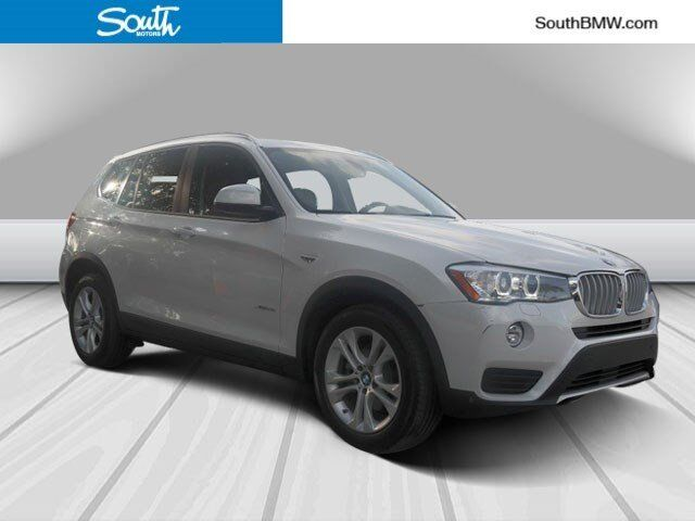 2016 BMW X3 xDrive35i Miami FL