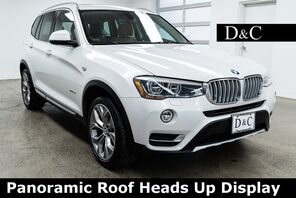 2016_BMW_X3_xDrive35i Panoramic Roof Heads Up Display_ Portland OR