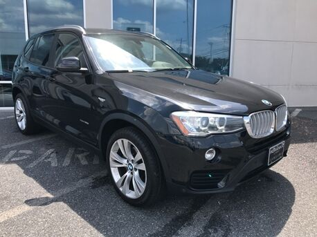 2016_BMW_X3_xDrive35i_ Salisbury MD