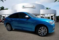2016_BMW_X4_M40i_ Coconut Creek FL