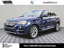 2016_BMW_X4_xDrive28i_ Coconut Creek FL