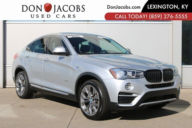 2016 BMW X4 xDrive28i Lexington KY