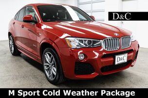 2016 BMW X4 xDrive28i M Sport Cold Weather Package