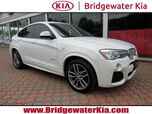 2016 BMW X4 xDrive28i, M Sport Package, Driving Assistance Plus Package, Navigation, Surround-View Camera, Blind Spot Detection, Heated Leather Seats, Power Sunroof, 19-Inch M Sport Alloy Wheels,