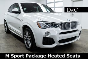 2016_BMW_X4_xDrive28i M Sport Package Heated Seats_ Portland OR