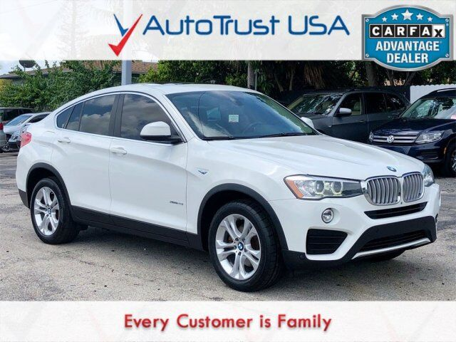 2016 BMW X4 xDrive28i Miami FL