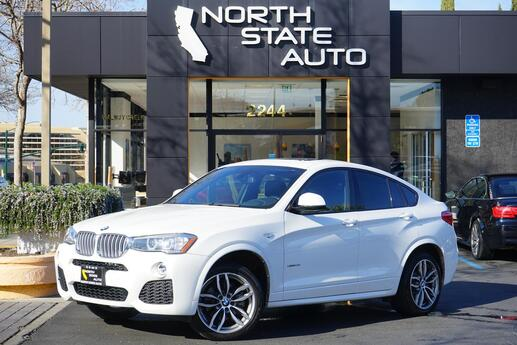 2016 BMW X4 xDrive28i Walnut Creek CA