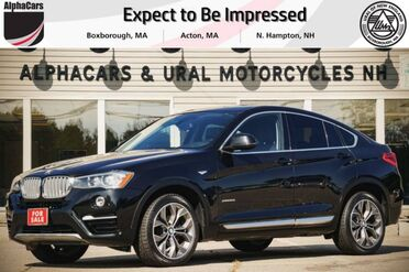 2016_BMW_X4_xDrive35i_ Boxborough MA