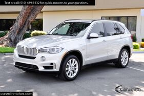2016_BMW_X5 40E Xdrive w/Drivers Assistance Plus 19 Wheels MSRP $70,945_Cold Weather Pkg/Drivers Assistance/Nav & Xenon_ Fremont CA