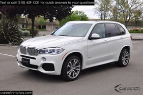 2016_BMW_X5 5.0 M Sport/Executive and 20 Wheels_Drivers Assistance Plus/MSRP $82,245/Harmon Kardon_ Fremont CA