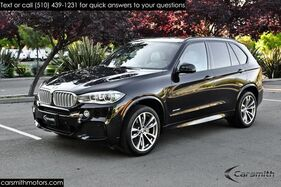 2016_BMW_X5 5.0 M Sport/Executive and 20 Wheels MSRP $84,595_Drivers Assistance Plus/Ivory Leather/Lighting Pkg_ Fremont CA