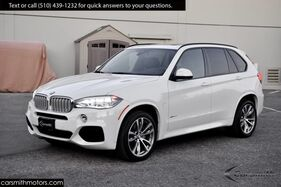 2016_BMW_X5 5.0 M Sport/Executive and 20 Wheels MSRP $87,045_Drivers Assistance Plus/Rear DVD/Lighting Pkg_ Fremont CA