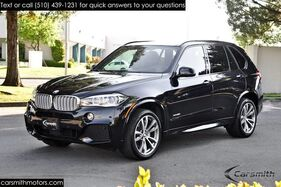 2016_BMW_X5 5.0 M Sport/Executive and 20 Wheels MSRP $90,695_Drivers Assistance Plus/Cold Weather/Bang Olufsen Sound_ Fremont CA