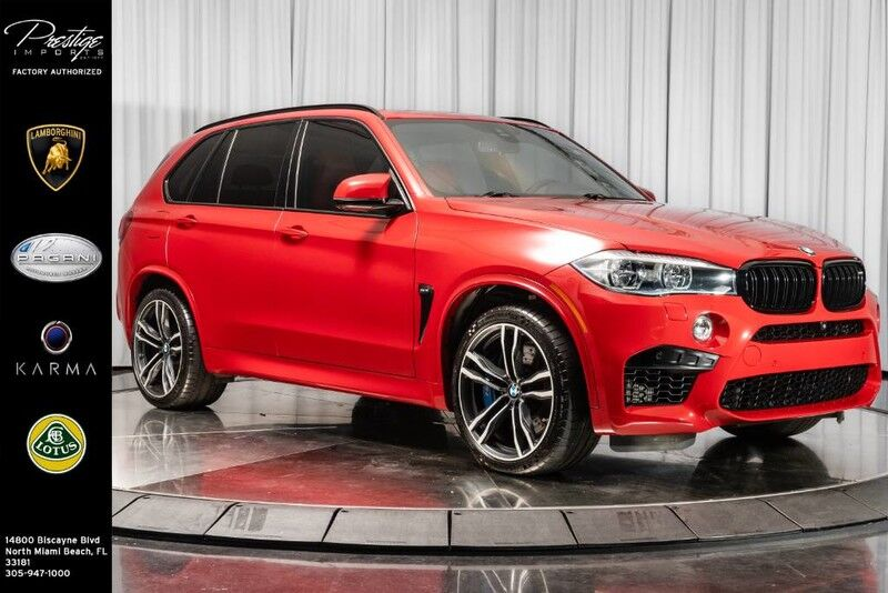 2016_BMW_X5 M__ North Miami Beach FL