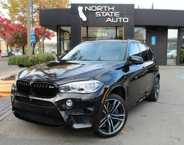 2016_BMW_X5 M__ Walnut Creek CA