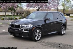 2016_BMW_X5 M Sport 20 Wheels Drivers Assistance Plus MSRP $70,620_Drivers Assistance/Harmon Kardon/One Owner_ Fremont CA