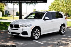 2016_BMW_X5 M Sport Lighting Pkg/ Drivers Assistance Plus MSRP $73,920_Cold Weather/20 M Wheels/Adaptive M Suspension_ Fremont CA