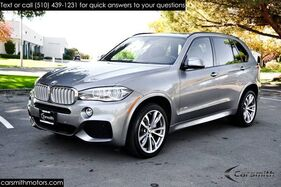 2016_BMW_X5 M Sport/Rare Mocha Interior/Executive and Lighting Pkg_MSRP $83,145 and 20 Wheels/Harmon Kardon/_ Fremont CA