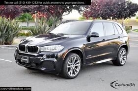 2016_BMW_X5 M Sport w/ Rare Dynamic Handling Pkg!!!/Drivers Assistance Plus MSRP $78,970_Luxury Seating/Cold Weather/Lighting/Adaptive M_ Fremont CA