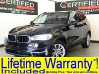 BMW X5 XDRIVE35I PREMIUM PKG NAVIGATION PANORAMA LEATHER HEATED SEATS REAR CAMERA 2016