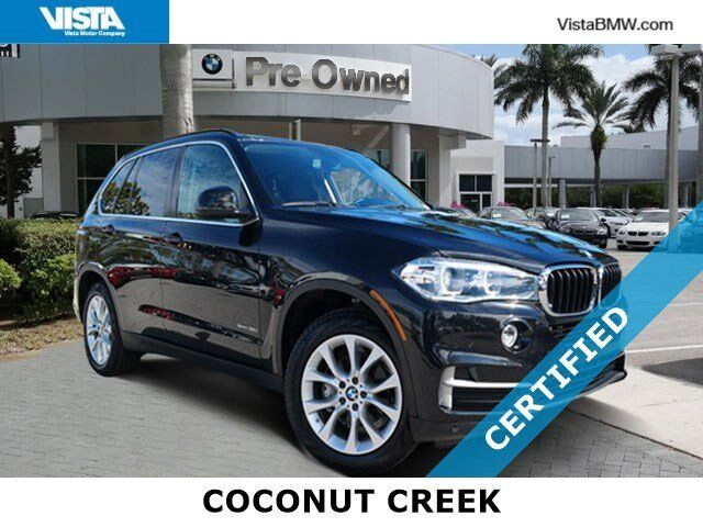 2016 BMW X5 sDrive35i Coconut Creek FL