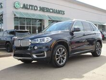 2016_BMW_X5_sDrive35i LEATHER, AUTO LIFT GATE, REAR CLIMATE CONTROL,NAV, PANARAMIC SUNROOF, PUSH BUTTON START_ Plano TX