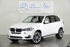 2016 BMW X5 sDrive35i Luxury Line 3rd Row Seat Rear DVD