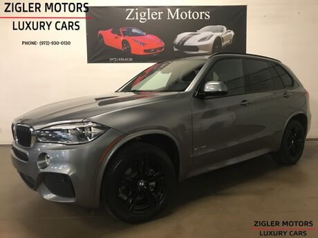 2016 BMW X5 sDrive35i *M Sport Package One Owner Clean Carfax Addison TX