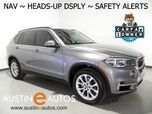 2016 BMW X5 sDrive35i *NAVIGATION, HEADS-UP DISPLAY, BLIND SPOT ALERT, DRIVING ASSISTANT, TOP/REAR/SIDE CAMERAS, PANORAMA MOONROOF, LEATHER, HEATED SEATS, BLUETOOTH