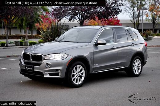 2016 BMW X5 with 3rd Row Drivers Assistance Plus with Blind Spot 19 Wheels/Heads Up Display MSRP $66,295 Fremont CA