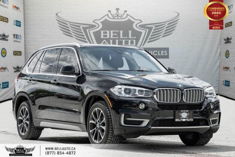 2016 BMW X5 xDrive35d, AWD, NAVI, REAR CAM, PANO ROOF, SENSORS Toronto ON