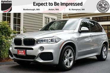 2016_BMW_X5_xDrive35d_ Boxborough MA